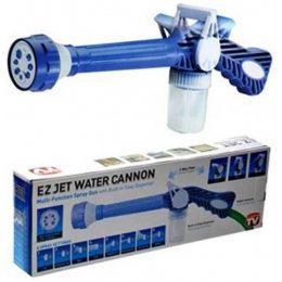 Насадка на шланг водомет Ez Jet Water Cannon для мойки авто, полива растений(626)