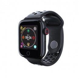 Смарт-часы c пульсометром Z7 Fit Black