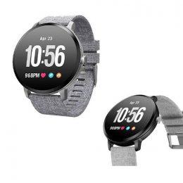 Смарт-часы Colmi V11 с тонометром серые