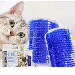 Интерактивная игрушка - чесалка для кошек Hagen Catit Self Groom (237)