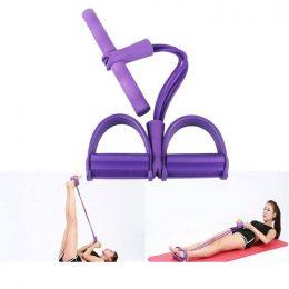 Тренажер для фитнеса Pull Reducer Фиолетовый