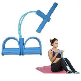 Тренажер для фитнеса Pull Reducer Голубой