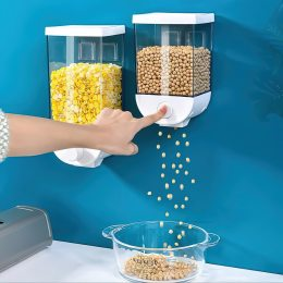 Диспенсер для сыпучих продуктов, емкость для специй ОДКХ-128 (626)