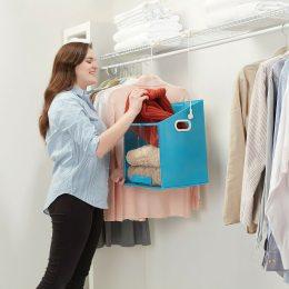 Органайзер для хранения вещей складной Closet Caddy