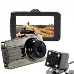 Видеорегистратор для автомобиля T666G (1 камера)
