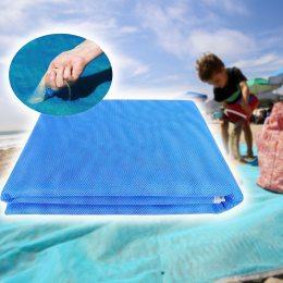 Пляжный коврик Originalsize Sand Free Mat Антипесок 150х200 см Голубой