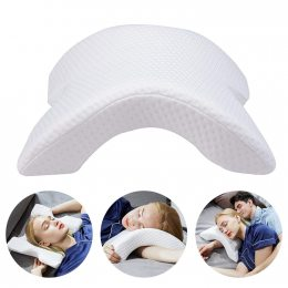 Подушка туннель с памятью Memory Foam Pillow (205)