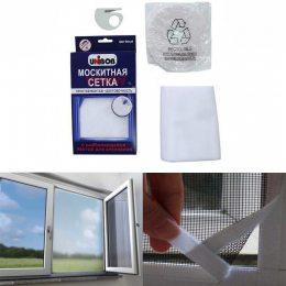 Москитные сетки на окна Unibob
