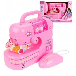 Игрушки для девочек | Детская швейная машинка Happy Little Masters