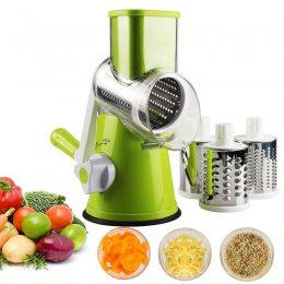 Овощерезка Kitchen Master зеленая