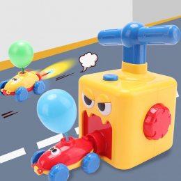 Машинка с шариками, воздушные гонки Pumping Car