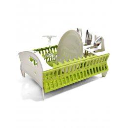 Органайзер для посуды, сушка collapsible compact dish rack