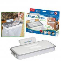 Держатель для мусорных пакетов навесной Attach-A-Trash (237)