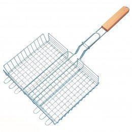 Стальная сетка для гриля Grill 24x30x58cm 3064  [228]