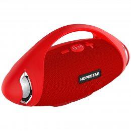 Портативная  Bluetooth колонка Hopestar RED H37