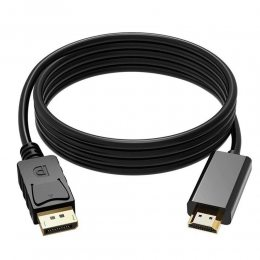 Конвертер DisplayPort на HDMI 3м