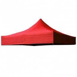 Крыша для садового павильона, шатра, торговой палатки 2х2, красная
