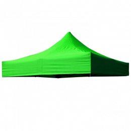 Крыша для садового павильона, шатра, торговой палатки 2х2, зелёная