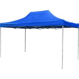 Крыша для садового павильона, шатра, торговой палатки 2х3, синяя