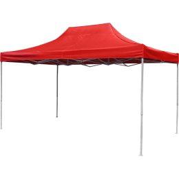 Крыша для садового павильона, шатра, торговой палатки 2х3, красная