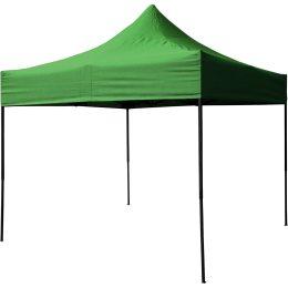Крыша для садового павильона, шатра, торговой палатки 3х3, зелёная