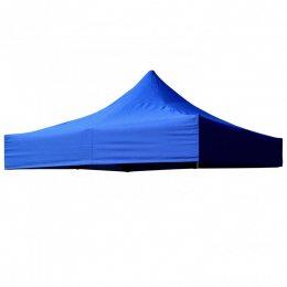 Крыша для садового павильона, шатра, торговой палатки 3х3, синяя