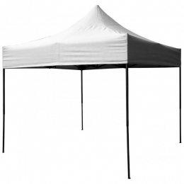 Крыша для садового павильона, шатра, торговой палатки 3х3, белая