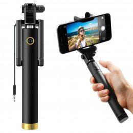 Монопод для селфи Locust  NEW Bluetooth телескопический 18,5 см - 78 см 206