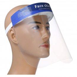 Защитный экран-щиток маска для лица Sterilis Face Shield Glasses