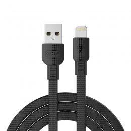 USB-провод GOLF GC-66M Lightning  Черный