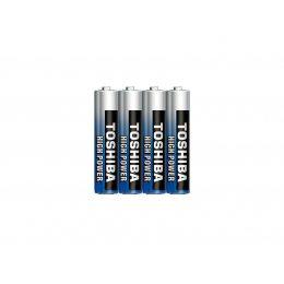 Батарейка TOSHIBA AAA, LR03 мизинчиковая (15/30)