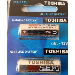 """Батарейка """"Toshiba"""" 23А для пульта сигнализации на авто (15/30)"""