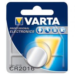 Батарейка CR2016 Varta, таблетка (15/30)