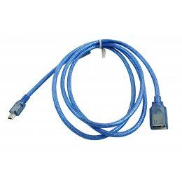 Кабель AF-5P 0.6 м для USB устройств 206