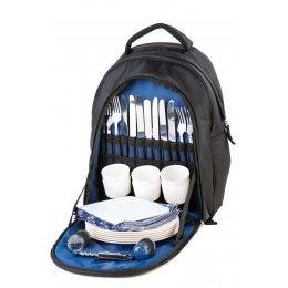 Рюкзак холодильник для пикника Green Camp 6 персон  (S\H#5) GC0979.02