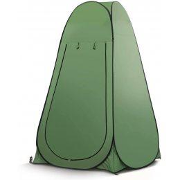 Палатка-душ 100*100*185см, зеленая (S\H#5) 10485-2