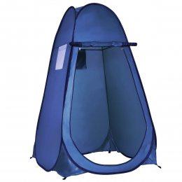 Палатка-душ 120*120*190см, синий (S\H#5)  GC30