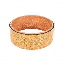 Колесо-кольцо для йоги Пробковое FI-6976  (S\H#5)