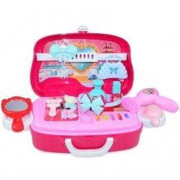 """Детский игровой набор чемоданчик """"HAPPY DRESSER"""" (219)"""