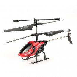 Вертолет на радиоуправлении Induction Aircraft с сенсорным управлением рукой Красный