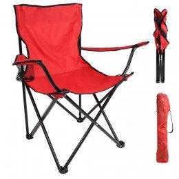 Раскладное креслоRanger Rshore Красное