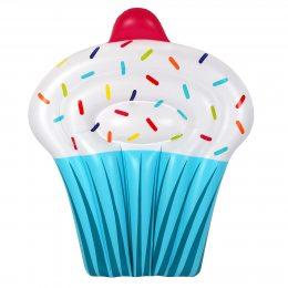 Пляжный надувной матрас Кекс Cupcake (519)
