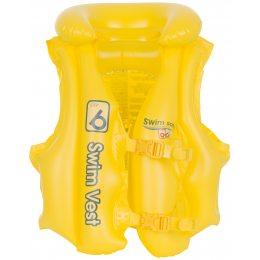 Детский надувной жилет BestWay BW 32034, 51 х 46 см, желтый (М+)