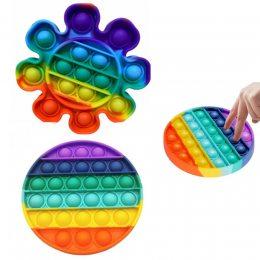 Игрушка Антистресс Поп ит Цветок Push Bubble Fidget Pop it (475)