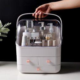 Органайзер для косметики с защитой от воды Cosmetic Storage Box LD-288, кейс для косметики (205)