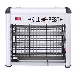 Электро-ловушка мух и летающих насекомых Pest killer 2 W