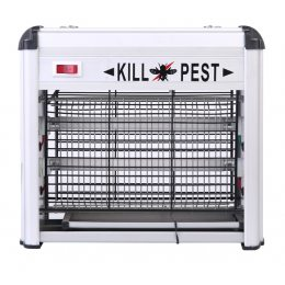 Электро-ловушка мух и летающих насекомых Pest killer 4 W