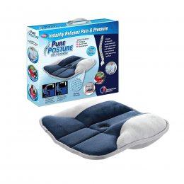 Ортопедическая подушка для разгрузки позвоночника подушка для сиденья pure posture