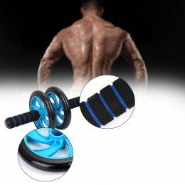 Колесо для пресса двойное Super mute double abdomen in wheel (509)