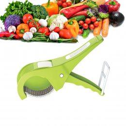 Кухонный чоппер прибор для нарезки овощей многофункциональная овощерезка для дома MULTI VEG CUT (518)
